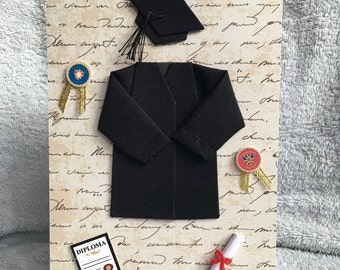 Graduation Card, university card, well done card, congratulation card