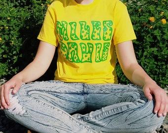 SALE Groovy Miles Davis Shirt