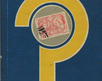 Old book 'Postage Stamps and Stamp Collecting' by Ivan F. Trinder. About 1950's, interesting with much useful information for collectors.