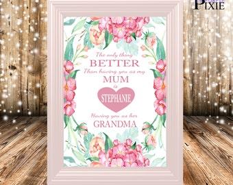 Best Grandma - Print