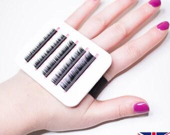 Eyelash Extensions Palette Holder with Elastic Adjustable Strap - Hand Tile Pad Lashing Tool