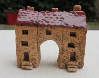 Nostalgic Italian Ceramic Houses