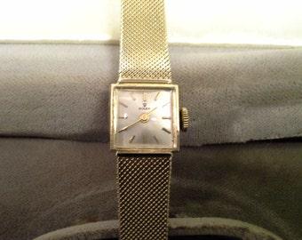 Ladies Rolex Watch 1960's