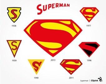 Superman svg, Superman clipart, superhero svg sign, super hero svg, digital – svg, eps, png, dxf, pdf. Graphic Die Cut Print Mug Shirt Decal