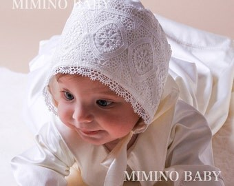 ELISEY christening hat, Baptism outfit boy, Boys Christening outfit, baby boy Baptism, Baptism gift, Boy Blessing, Christening accessories