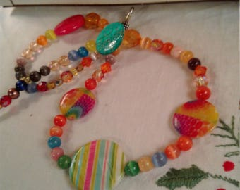 Beach beads collection