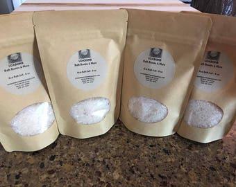 Acai Detox Bath Salt - 6 oz. or 12 oz.
