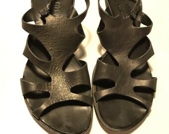 Cydwoq Gaudi Womens Vintage Sandal HandMade Authentic new style