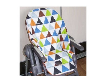 Author's design baby high chair cover case for Peg Perego