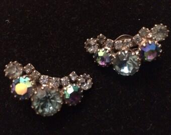 1960s Weiss Climber Earrings