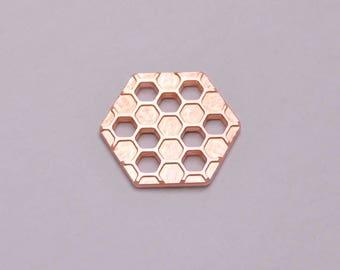 Copper/Brass Golf Ball Marker