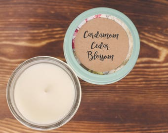 Coconut Beeswax Candles