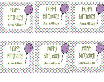 Birthday Enclosure Cards