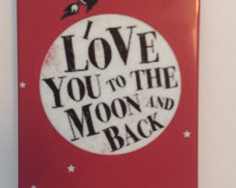 Love You To The Moon and Back Personalized Cell Phone Case