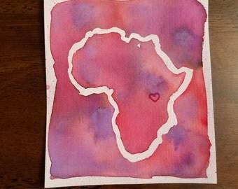 Bookmark Love Kenya A10