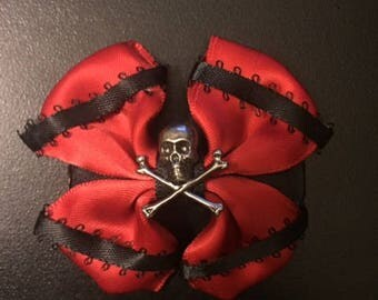 Pirates of the Caribbean Hair Bow