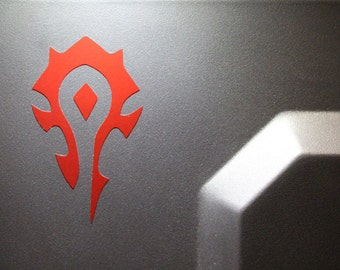 World of Warcraft Horde Vinyl Decal