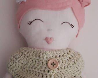 Sweet doll model Lala