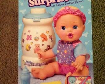 Vintage Kenner Newborn Diaper Suprise