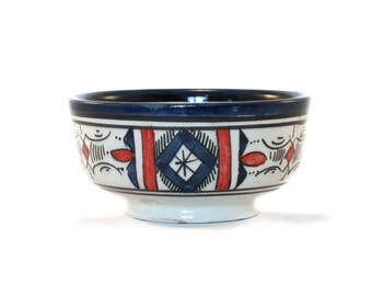 Atlas Bowl, Blue