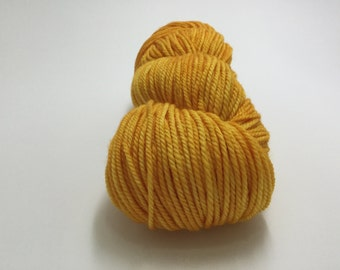 The bees knees - DK/8 ply yarn in my The bees knees colourway