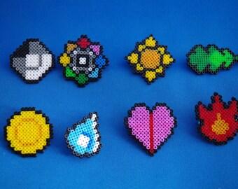 pokemon en 1 badges