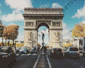 PHOTO DOWNLOAD Arc du Triomphe