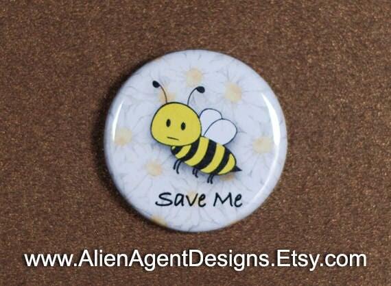 Button Pin Design