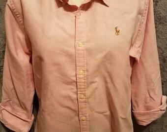 Women's Polo Ralph Lauren Oxford Shirt