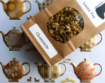 Chamomile Tea, 40g Loose Pack. By Hannah Sell's Tea