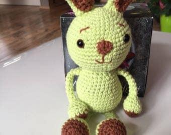 Kikaninchen, Bunny crochet