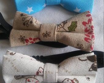 Little boy bow ties