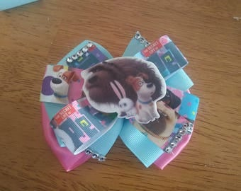 Secret life of pets bow