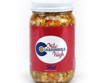 Mile High Giardiniera - Hot
