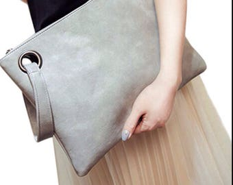 Oversized Clutch Bag Purse