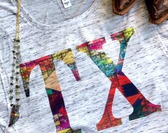 gifts for her/Texas shirt/TX shirt/Texas tee/TX tee/Texas tank/I love Texas/state pride shirt/longhorn shirt/geometric shirt/bright