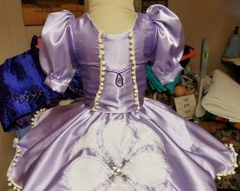Great outfit of choice for your little pageant princess. Ready to ship. 2 piece with lace up back.