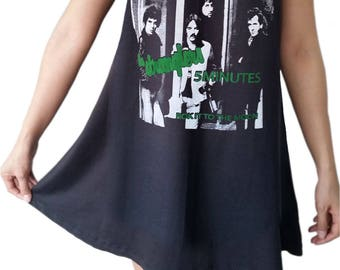 THE STRANGERS Black dresses rock Metal  A-172