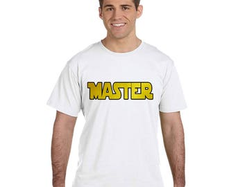 Master Men's Fine Jersey Tee