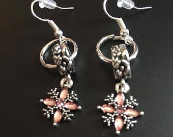 Pinkish Coral Crystals Free S&H