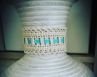 Crochet Choker - Handmade