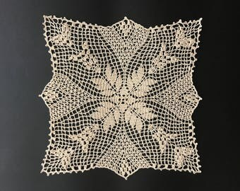 Stunning Crochet Doily