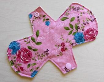 "8"" Cloth Pad Daily Liner/Panty Liner"