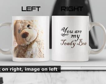 Customized Mug, Personalized Mug, Custom Coffee Mug, Mug with Image, Mug With Custom Text, Coffee Mug, Tea Mug, Birthday Gift