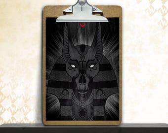 Anubis, art print, fine art print, poster, art print, urban art