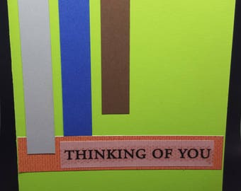 Thinking of you/Miss You/Note Card