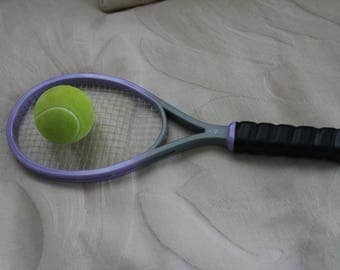 American Girl Tennis Racquet and Tennis Ball