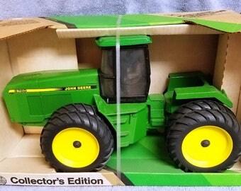ertl john deere 4wheel drive tractor nib