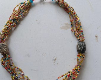 Natural Beads necklace