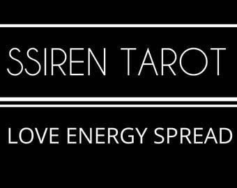 LOVE ENERGY Tarot Reading